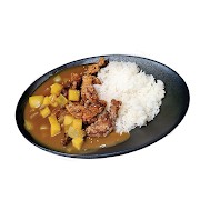 143. Chicken Karaage Curry with Rice