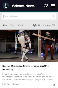 Science News - Science Channel- screenshot thumbnail