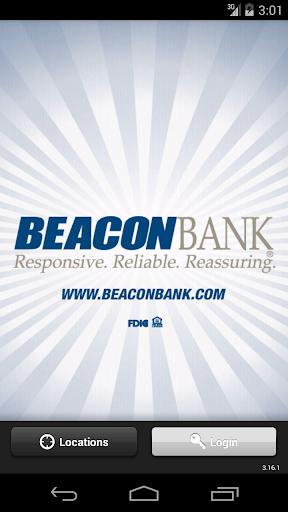 Beacon Bank's BeaconMobile