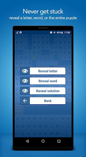 Crossword Puzzle Free screenshot