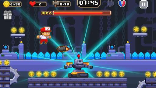 Super Jim Jump - pixel 3d 3.5.5002 screenshots 6