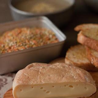 Legumes Soup With Reblochon.