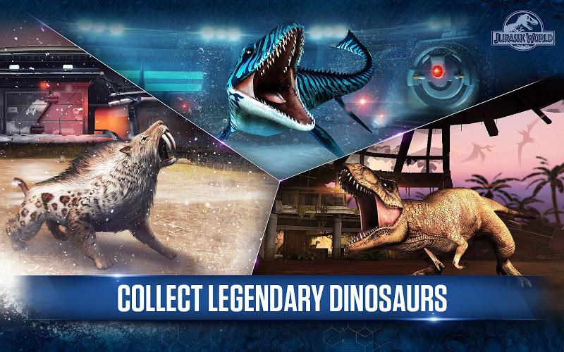 Jurassic World™: The Game Screenshot 1