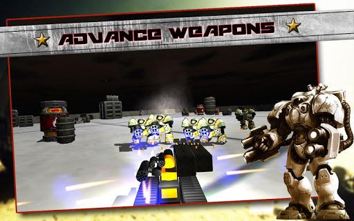 マシン 将来 戦争 3D