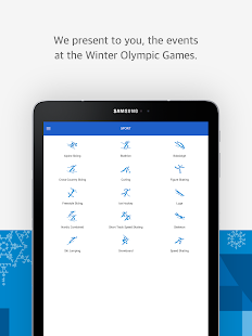 PyeongChang 2018 Official App- screenshot thumbnail