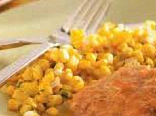 Chive And Garlic Corn Recipe