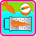 Carrot Cupcakes - Coking Games icon