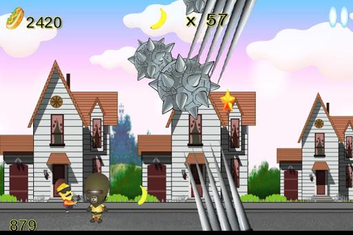 Minion Dash v Angry Aliens Run