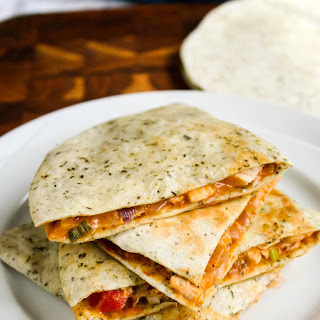 Quesadilla Without Cheese Recipes.