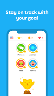 Duolingo Learn Languages Free 4.73.4 Unlocked - 10 - images: Store4app.co: All Apps Download For Android