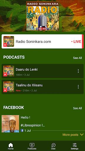 Radio Soninkara.com 4.3.2 screenshots 2