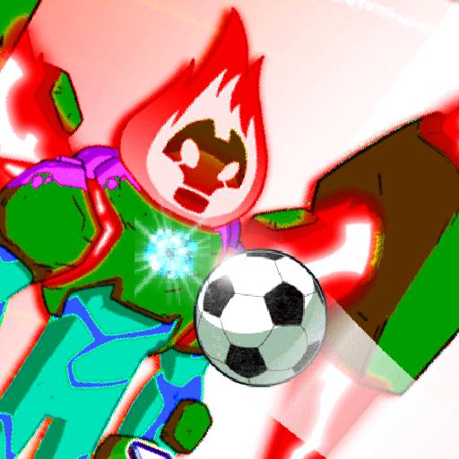Alien Transform Penalty Power Football Game
