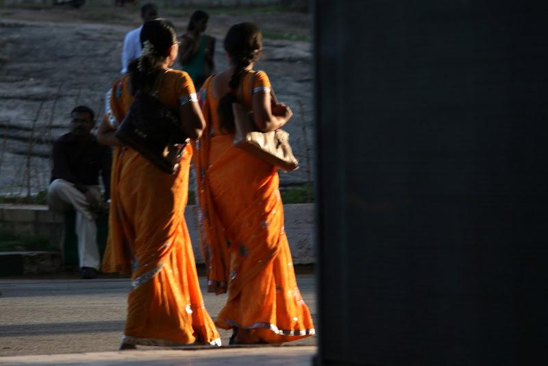 Al parco di Lalbagh a Bangalore di aag