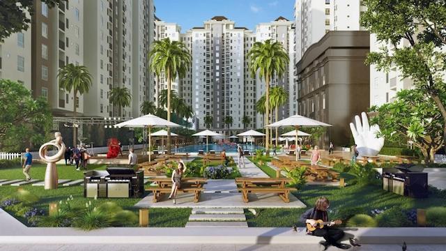 Dự án căn hộ C River view có vị trí đắc địa