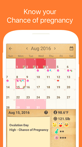 Period Tracker, My Calendar for PC