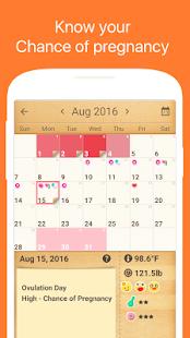 Download Period Tracker, My Calendar For PC Windows and Mac apk screenshot 2