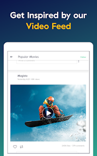 App Magisto - Video Editor & Music Slideshow Maker APK for Windows Phone