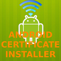 Certificate Installer icon