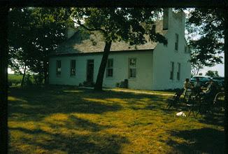 Photo: Van Ausdall House May 31st, 1959