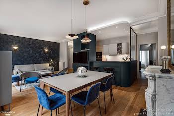 Appartement 4 pièces 99,67 m2