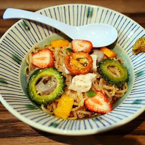 【革命グルメ】ソラノイロが冷やし中華はじめました / 極めてコシが強い極上麺