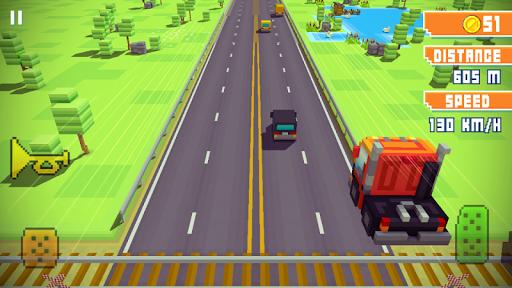 Cartoon Traffic Rush