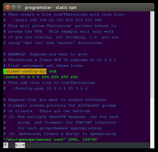 Programster's Blog