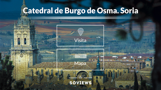 Cathedral Burgo Osma - Soviews