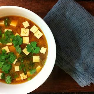 Skinny Miso Soup