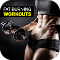 Fat Burning Workouts with Diet icon