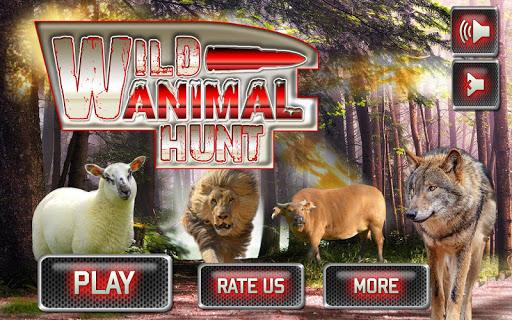 野生動物の狩猟