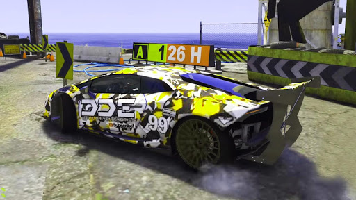 Drift Car Racing Game 3D:Drift Max Pro Simulator screenshots 1