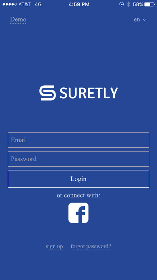Suretly- screenshot