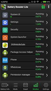 Battery Booster (Full) - screenshot thumbnail