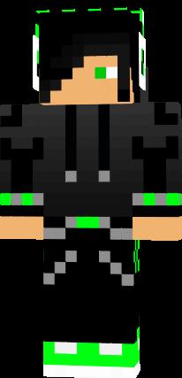 Monster Energy Guy Nova Skin