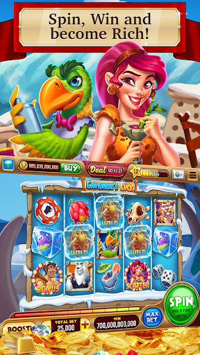 Slots Panther Vegas: Casino android2mod screenshots 1