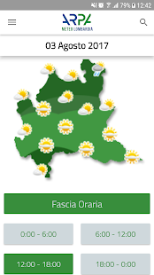 Meteo ARPA Lombardia - Apps on Google Play
