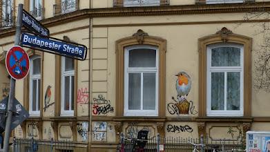 Photo: Budapester Straße 2; FRAU JENSON