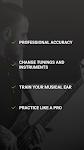 screenshot of GuitarTuna - Tuner for Guitar Ukulele Bass & more!