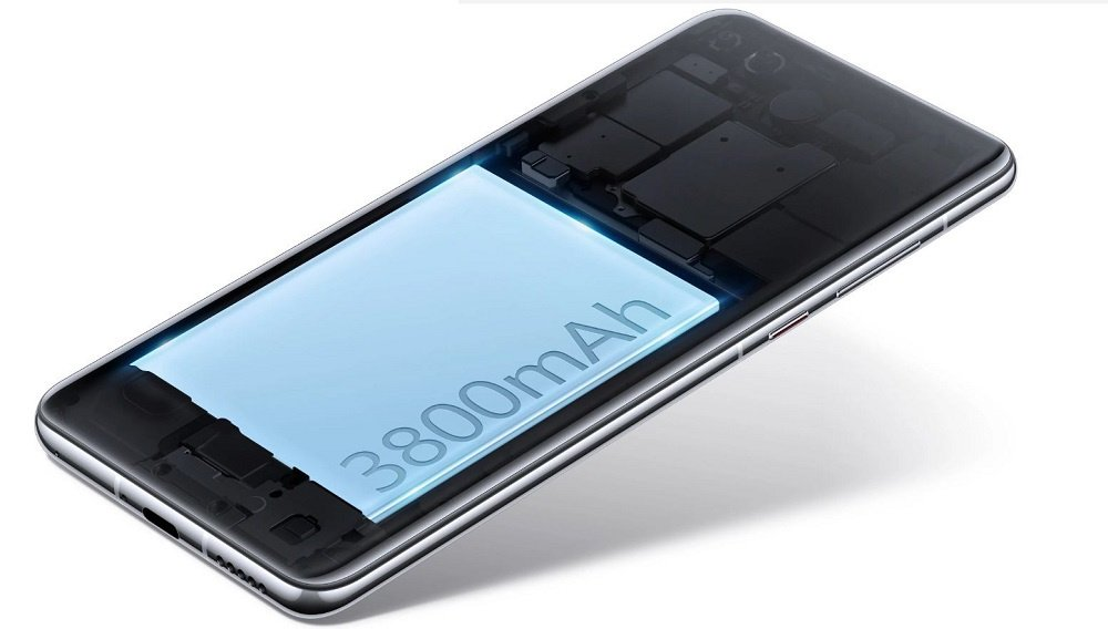 ресурсемкость Huawei P40