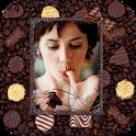 Chocolate Photo Frame icon