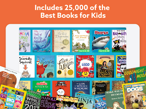 Epic! Unlimited Books for Kids