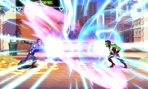 Battle of Superheroes: Captain Avengers 1.0.5.101 screenshots 14