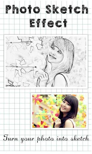 Photo Sketch Effect