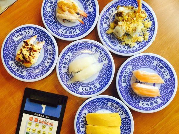 ✿くら寿司藏壽司 Kura Sushi✿台北僅此一家! 創意的口味與有趣扭蛋遊戲~ 排隊也值得!