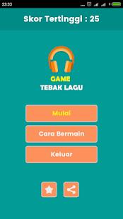 Game Tebak Lagu - náhled