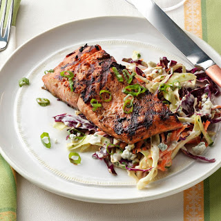 1-2-3 Grilled Salmon.