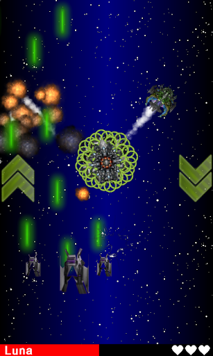 Spaceship Games - Alien Shooter  screenshots 6