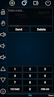 Screenshot of Smart TV Remote