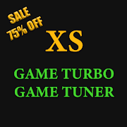 Game Booster XS - Game Turbo, Game Tuner, Fix Lag